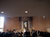 Wedding ceremony at Willowdale Pentacostal Church