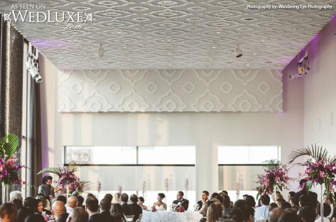 A Toronto wedding at Malaparte. Rebecca Chan Weddings & Events - www.rebeccachan.ca