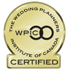 Rebecca Chan certified Toronto wedding planner