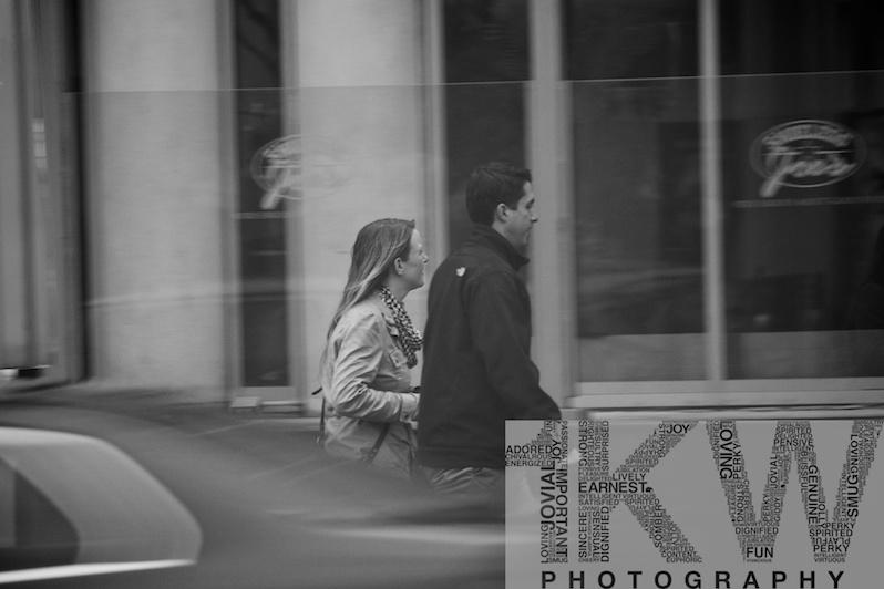 Ninja traits of a secret engagement photographer