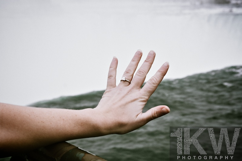 Ninja traits of a secret engagement photographer
