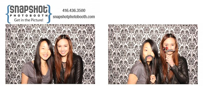 Snapshot Photobooth with Artiese
