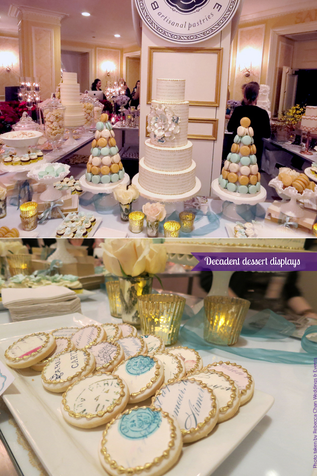 Wedluxe Show 2013: Bobbette and Belle