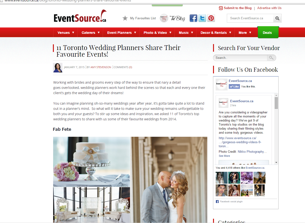 Featured on Event Source