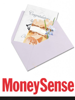 Rebecca Chan in Money Sense Magazine