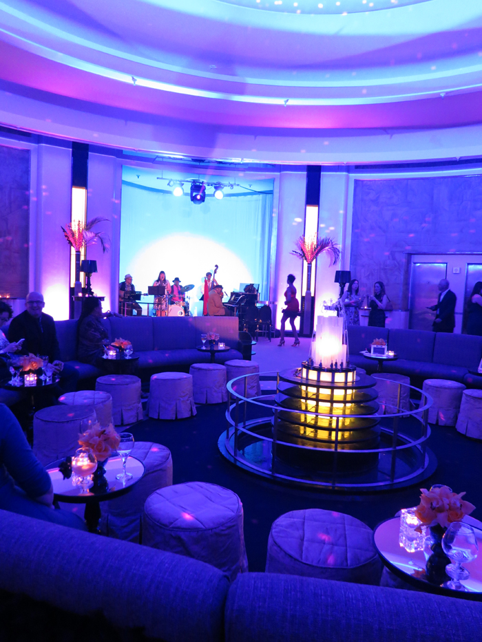 The Carlu, Decadence gala - The Round Room