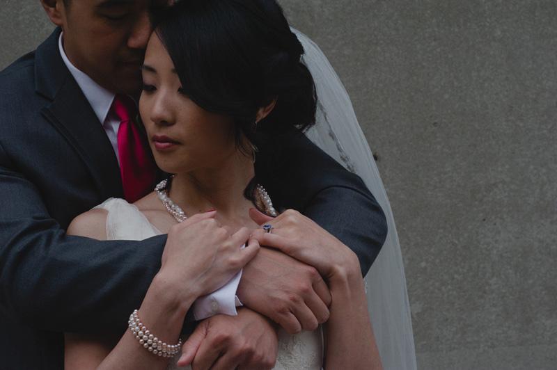 Rebecca Chan's wedding