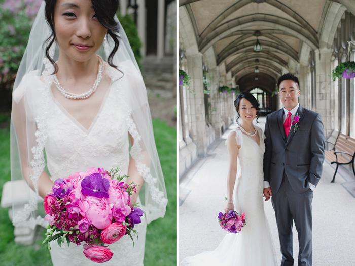 A wedding planner's wedding