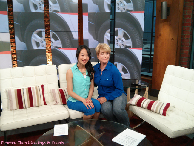 Rebecca Chan Wedding Planner on CP24