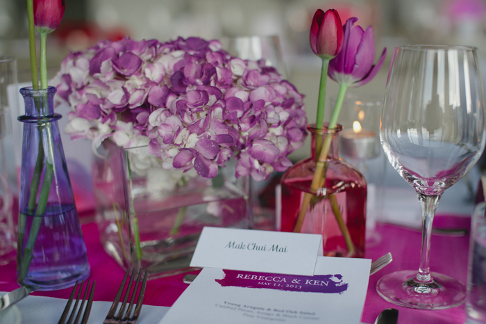Toronto wedding planner, Rebecca Chan's wedding