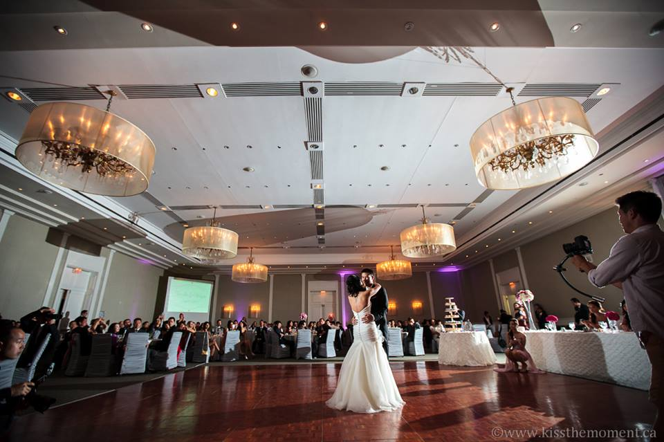 First Dance at the Westin Prince Hotel Toronto