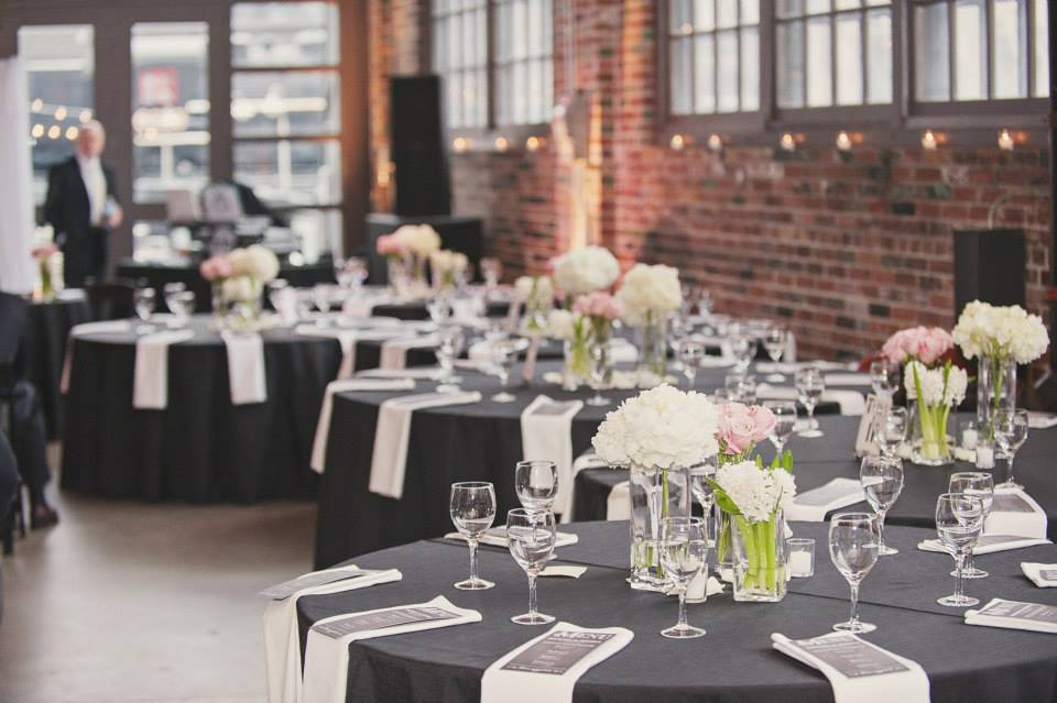 Rustic And Elegant Wedding At The Steam Whistle Brewery