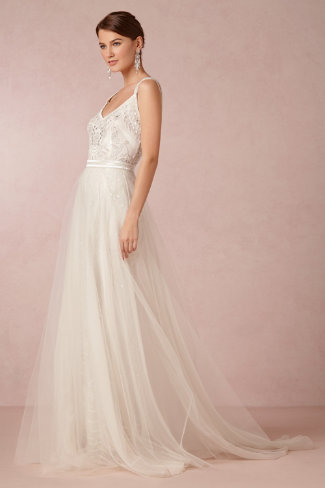 BHLDN Lace wedding dresses