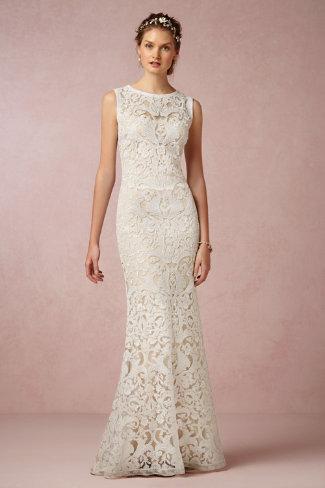 Lace BHLDN Wedding Dresses