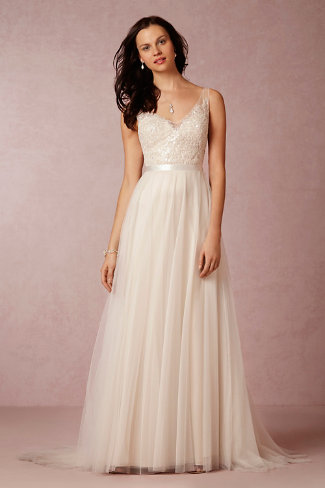 Persiphone Gown on BHLDN
