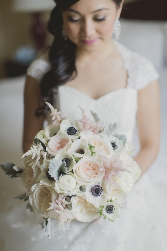Romantic Tiffany-inspired wedding