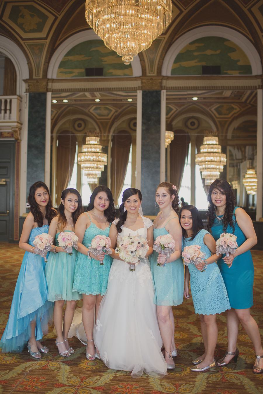 Pauline chan wedding