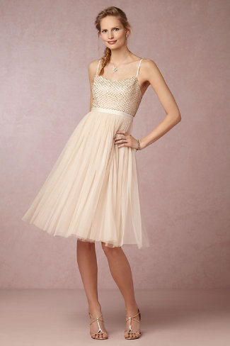 BHLDN Coppelia Ballet Dress. See more on Rebecca Chan Weddings and Events www.rebeccachan.ca