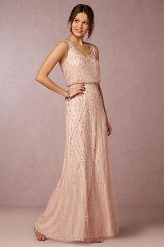 BHLDN Brooklyn Dress. See more on Rebecca Chan Weddings and Events www.rebeccachan.ca