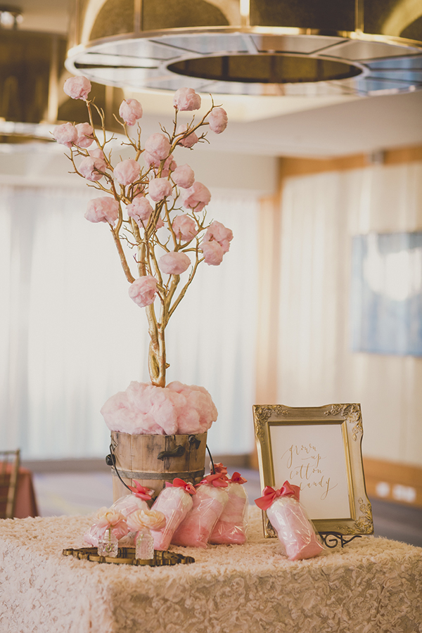 Coral And Gold Inspiration Shoot At Ritz Carlton Toronto