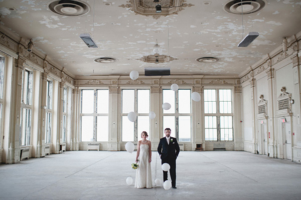 10 Toronto Photographers Share their Favourite Locations: Aron Goss Photography - Crystal Ballroom