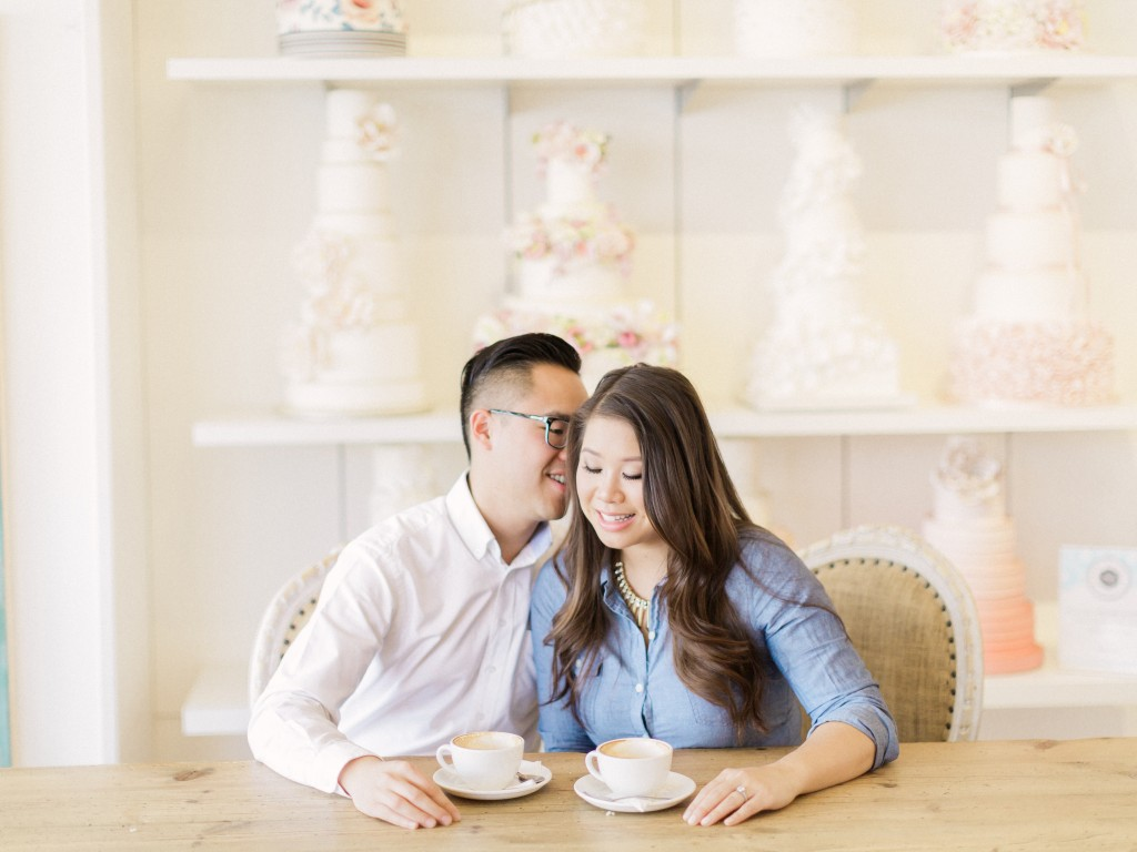 10 Toronto Photographers Share their Favourite Locations: Bobbette & Belle Engagement; photo by: ARTIESE
