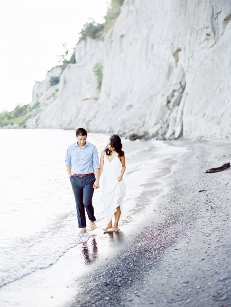 10 Toronto Photographers Share their Favourite Locations: Heidi Lau Photography - Scarborough Bluffs
