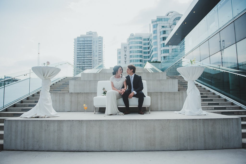 Classy Malaparte Wedding. Rebecca Chan Weddings and Events www.rebeccachan.ca