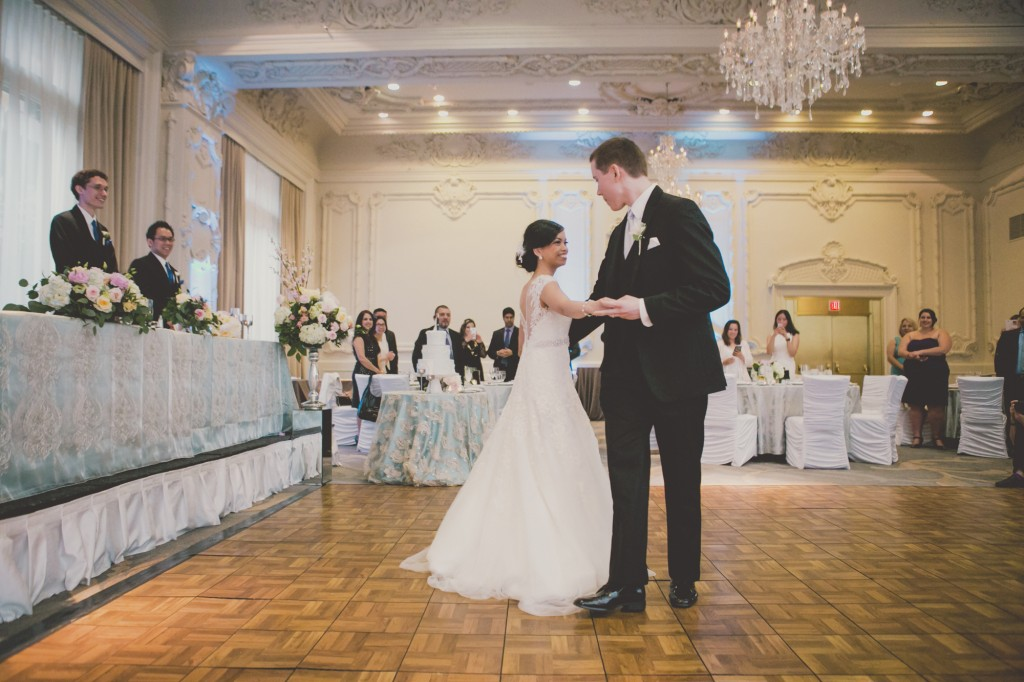 Elegant Wedding at the King Edward Hotel