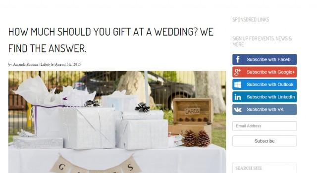 Blog Rebecca Chan Wedding Coordinator