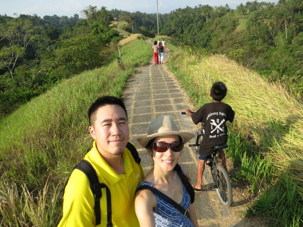 Luxury honeymoon in Bali, Indonesia - Campuhan ridge walk