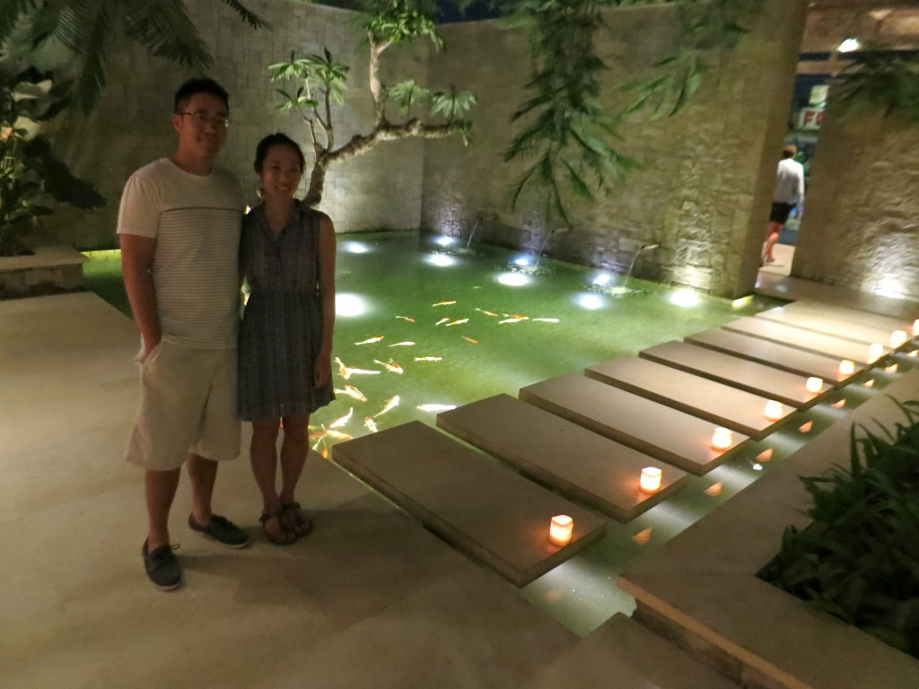 Luxury honeymoon in Bali, Indonesia - Dine at Bambu Restaurant