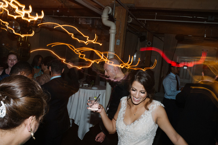Urban Wedding at the Fifth Bar and Grill Toronto