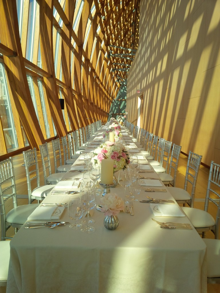 Wedding Venue overview: Art Gallery of Ontario (AGO)