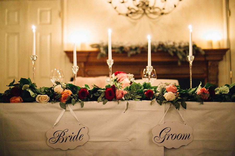 Vintage-Inspired Winter Wedding at The Fifth
