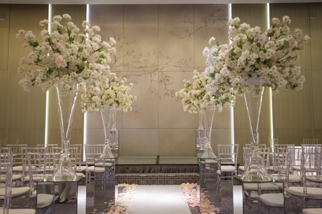 Wedding venue overview - Four Seasons Hotel Toronto