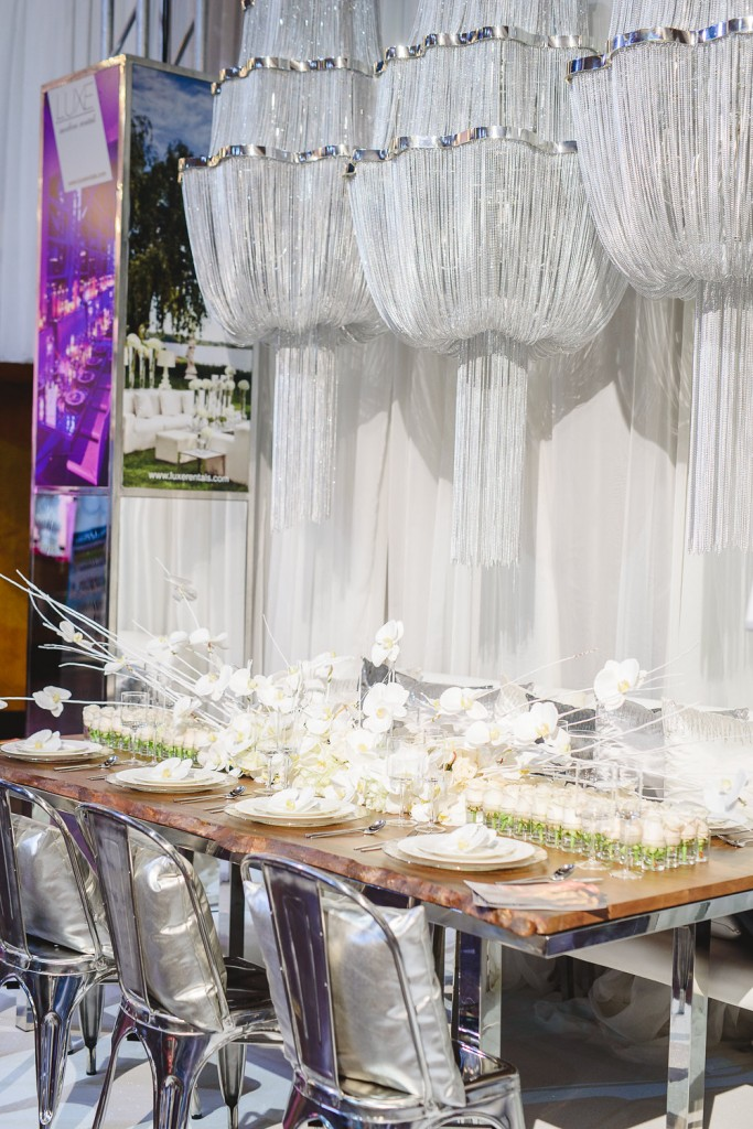 Wedding Trends from the 2016 Wedluxe Show - Industrial chic