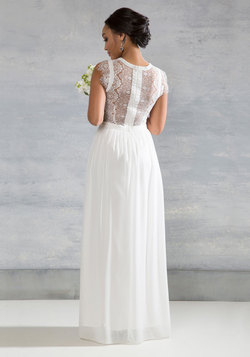 Modcloth bridal collection - Perennial poise dress