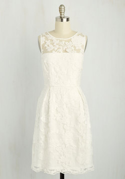 Modcloth bridal collection - Bride and precedence dress
