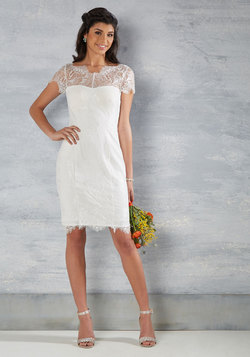 Modcloth bridal collection - Sway you will dress
