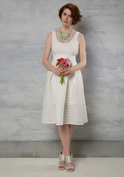 Modcloth bridal collection - Perfected Prestige dress