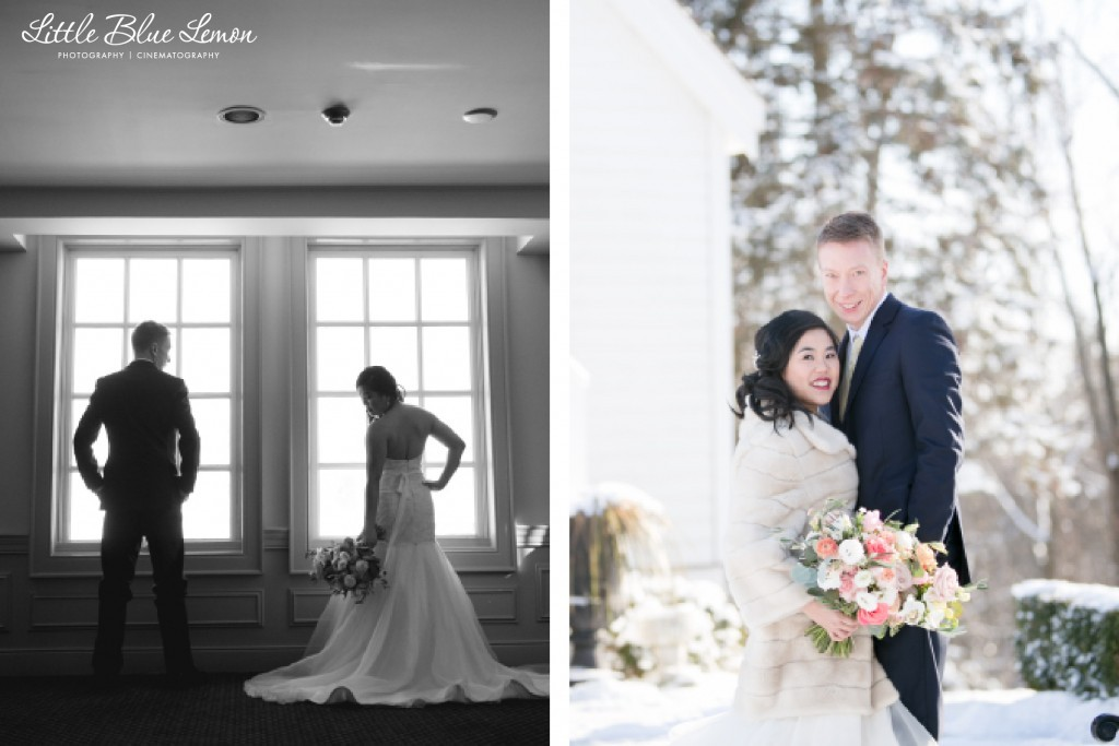Modern wedding at the Doctor's House