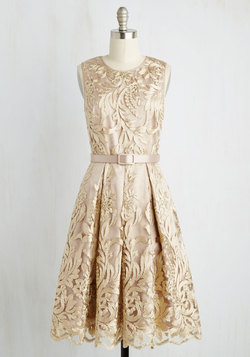 Modcloth bridal collection - Screen actors soiree dress