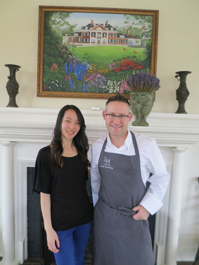 Luxury Staycation at Landgon Hall Hotel & Spa Cambridge - with Chef Jason Bangerter