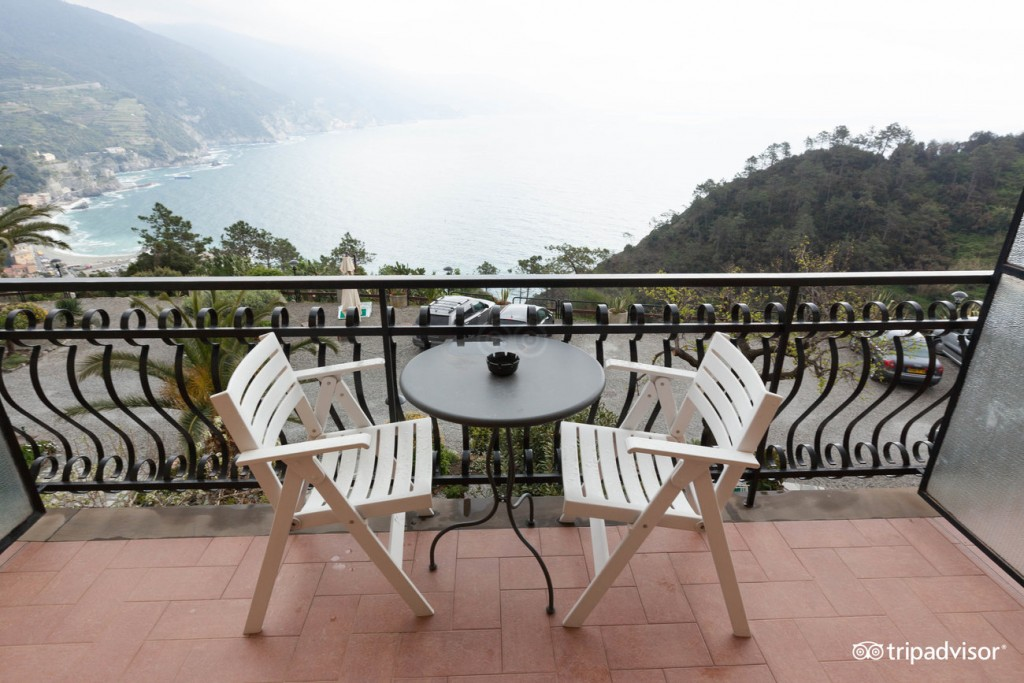 Cinque Terre Honeymoon - Suisse Hotel Bellevue