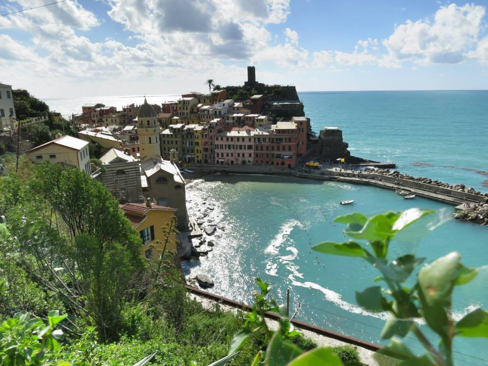Honeymoon destination - Cinque Terre Italy hiking views