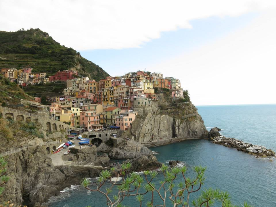 Honeymoon destination - Cinque Terre Italy hike and views
