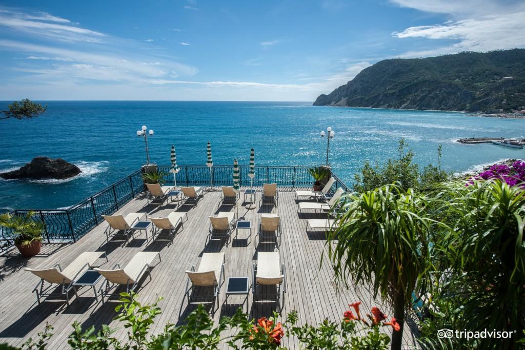 Cinque Terre Honeymoon - Hotel Porto Roca in Monterosso