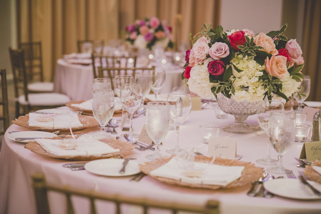 Elegant wedding at the King Edward Hotel Vanity Ballroom