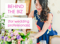 How to be a wedding planner with Rebecca Chan Weddings and Events